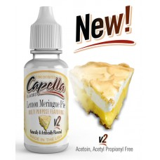 Capella | Lemon Meringue Pie v2