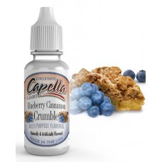 Capella | Blueberry Cinnamon Crumble