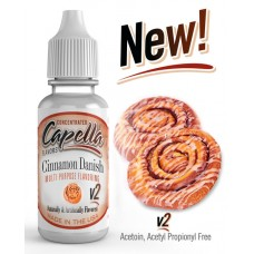 Capella | Cinnamon Danish Swirl v2