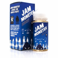 JAM Monster | Blueberry + Cotton Bacon v2