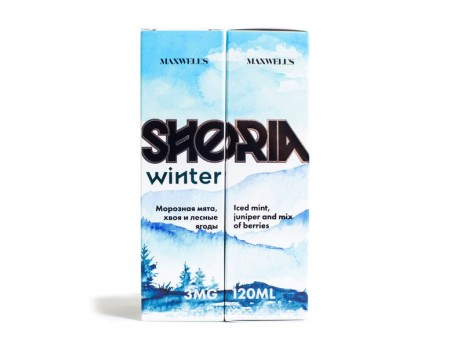 Maxwell's | Shoria (Winter) 120 мл