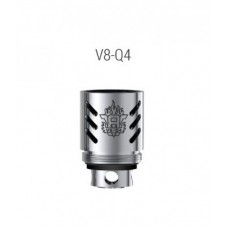 Smok TFV8 V8-Q4 Patented Quadruple Coil (1 шт)